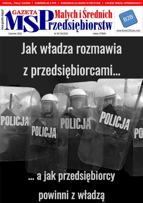 Czerwcowe wydanie Gazety Małych i Średnich Przedsiębiorców